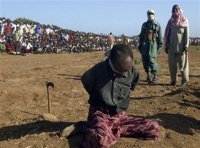 APTOPIX SOMALIA EXECUTION