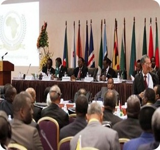 15th African Union Summit in Kampala