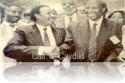 cali iyo caydiid