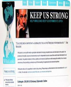 Wikileaks-Internet