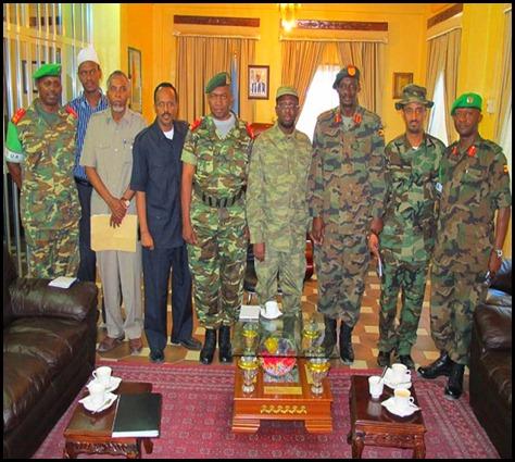 Aronda Nyairima, CDF visits parliamen, 23rd March 2011