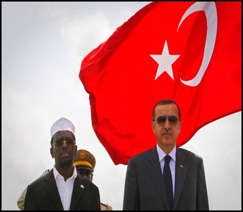 Somalia Turkey