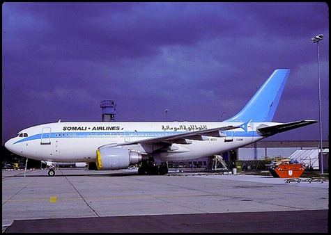 SOMALI-AIRLINES
